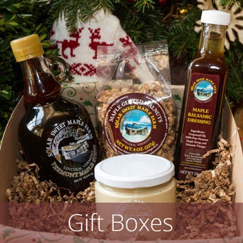 Maple Syrup Gift Boxes