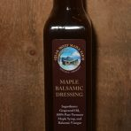 Maple Balsamic Dressing 250ml